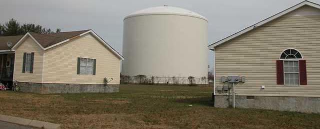 water tank - Bybee original