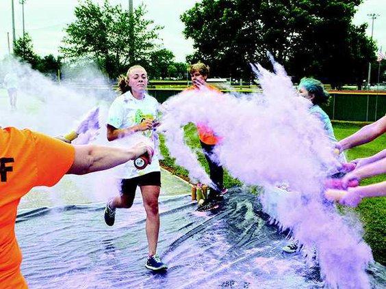 Color Run - Lakelyn Bouldin