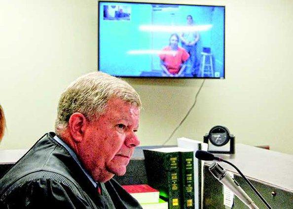 Locke video arraignment