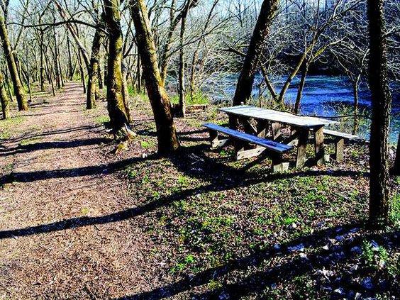 River Trail East color