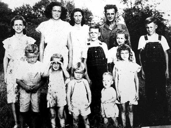 dottie west family