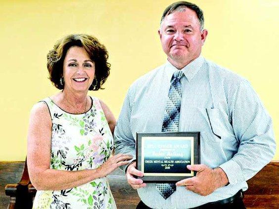 Bell Ringer Award-Matheny