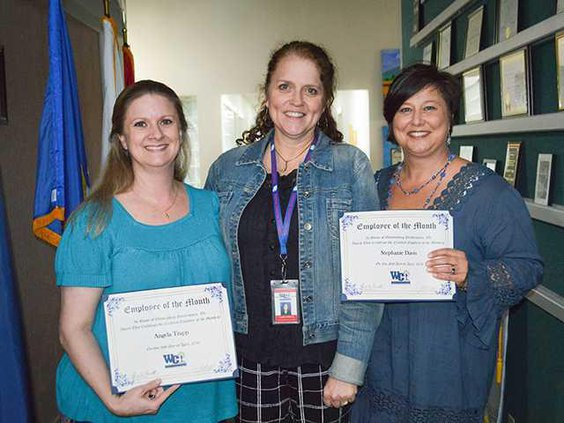 Schools recognize exemplary employees1 color