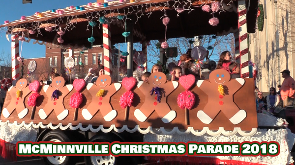 Mcminnville Tn Christmas Parade 2021 Mcminnville Christmas Parade 2018 Southern Standard