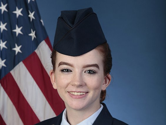 Military notes, Candace Pappas.jpg