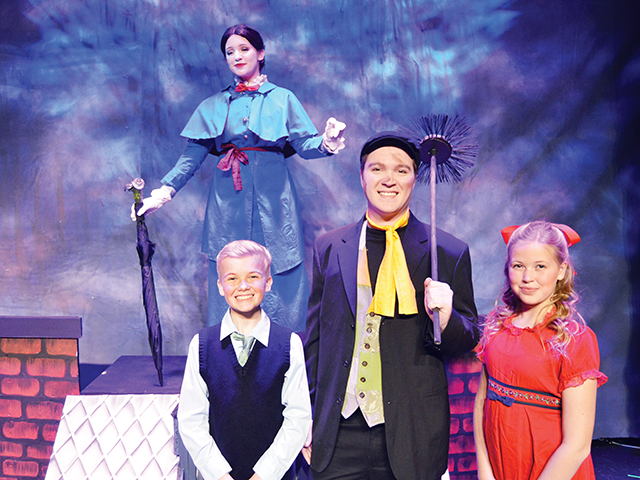 Magic Of Mary Poppins To Illuminate Park Theater Southern Standard