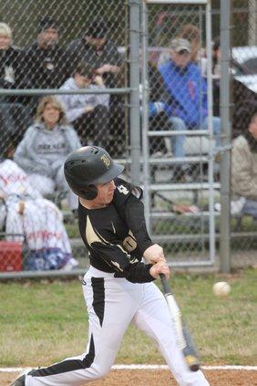West baseball swing