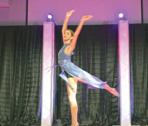 Dance recital Bree