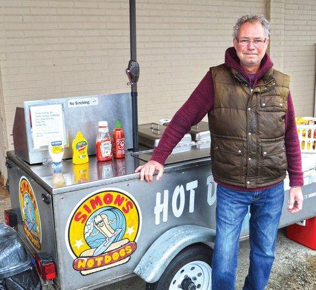 Hot Dog Man secret chef