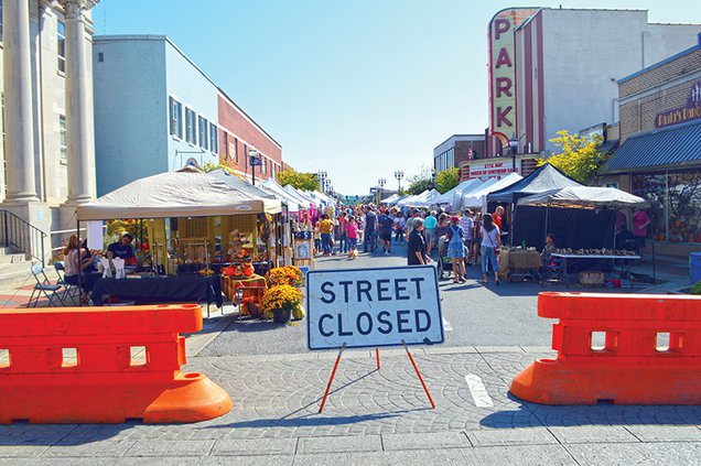 Street closed - downtown McMinnville.jpg