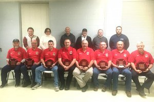 Smithville Firefighters recognized
