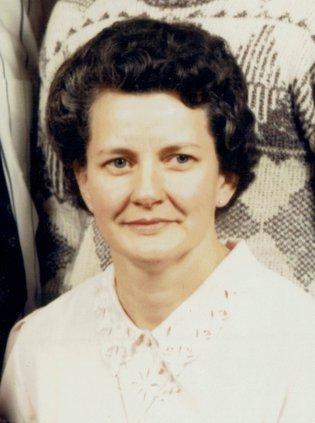 Ms. Georgia Fay Nixon