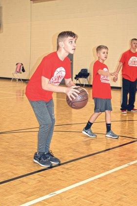 Special Needs Basketball League- boy shooting.jpg