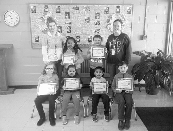 SES students of the month