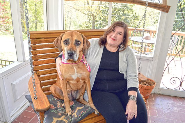 dogs - nicole and annie june swinging.jpg