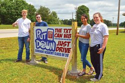 covenant academy senior gift - sign.jpg