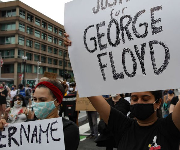 Protests for George Floyd