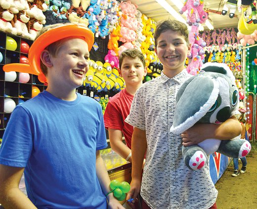 Fair - carnival - Nicholas O'hara, Kal-el Boyle, James Hines.jpg