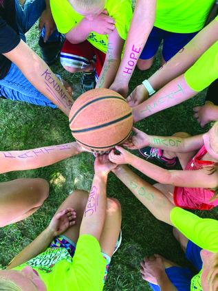 Online basketball camp