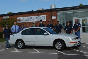 TCAT donates car.jpg