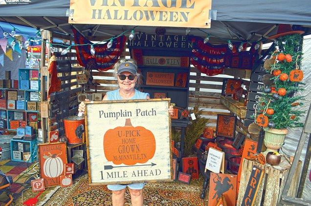 Craft fair - pumpkin lady.jpg