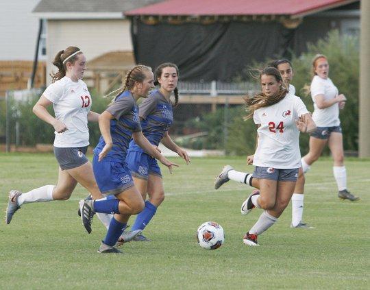 WCHS soccer on a roll