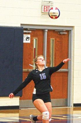 WCHS volleyball - Jessie Young.jpg
