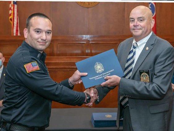 Injury Leads New Officer.jpg