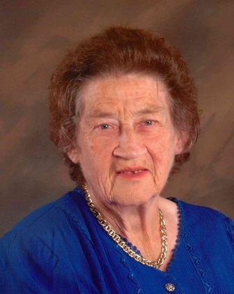 Gladys Haggard