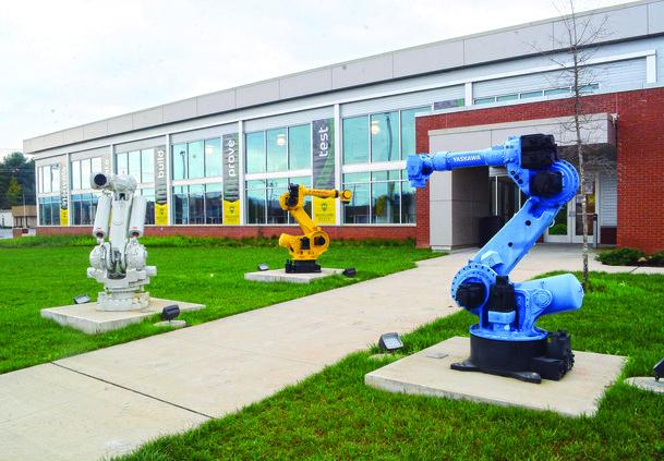 robotics outside