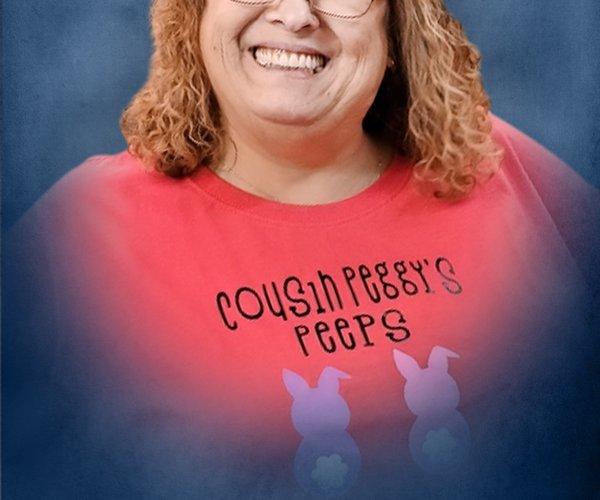 Peggy Diann Adcock