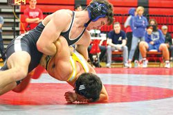 Ike Against EH Wrestler Jason Brumlow fixed.jpg