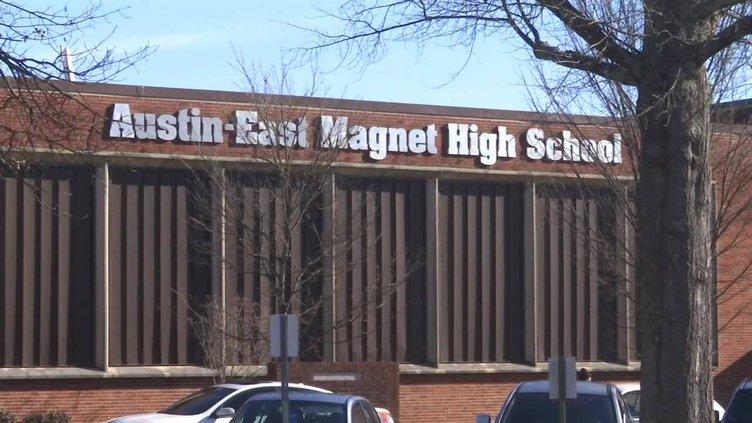 Austin-East Magnet High School
