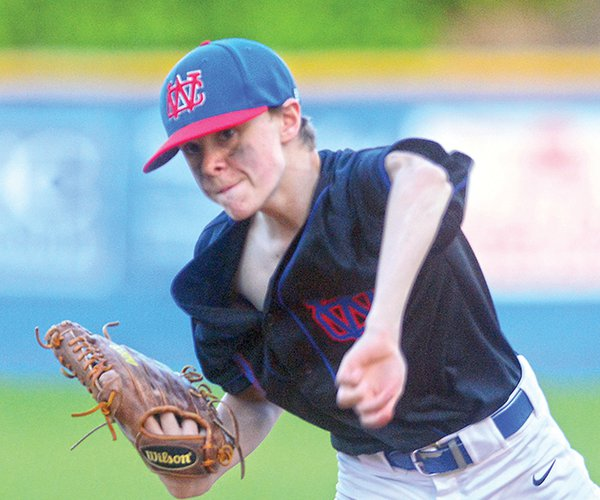 WCMS baseball - Sam Rivers pitches.jpg
