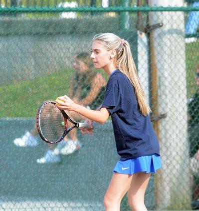 tennis rowland