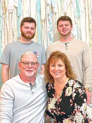 Tidwell family with Daniel, L, 21 and Jordan, 24.jpg