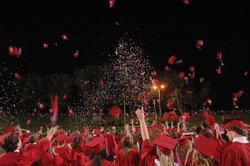 WCHS graduation