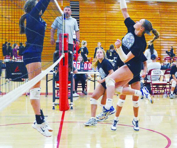 WCHS volleyball tune up