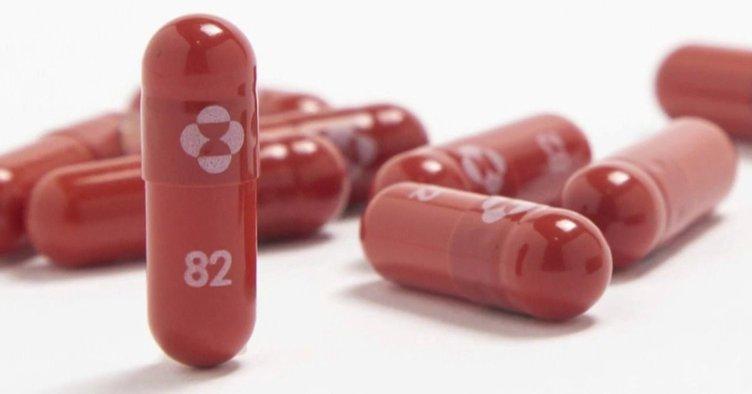 Merck pill