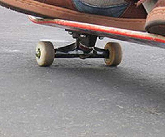 Skateboard w sm
