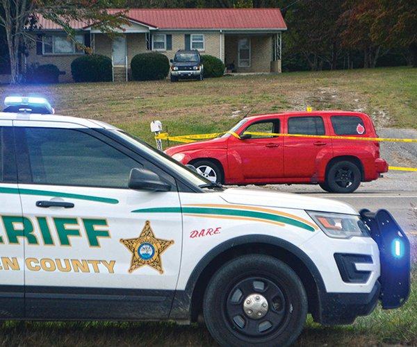 Sparta Highway shooting red SUV.jpg